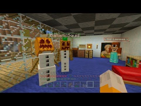 Minecraft Xbox - Friendly Henry [113] stampy henry l for Leeeee x and iballistic squide