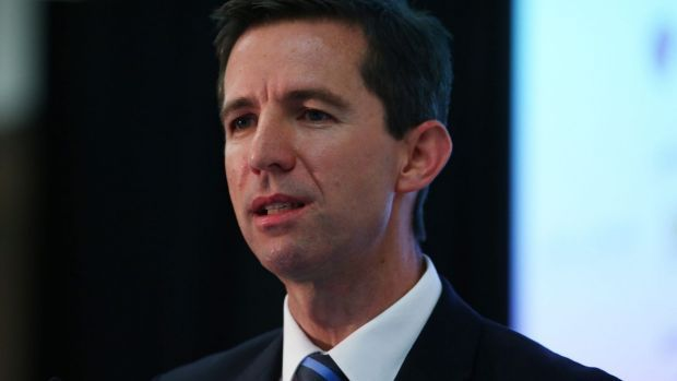 Education Minister Simon Birmingham is expected to announce the government's higher education reform package this week