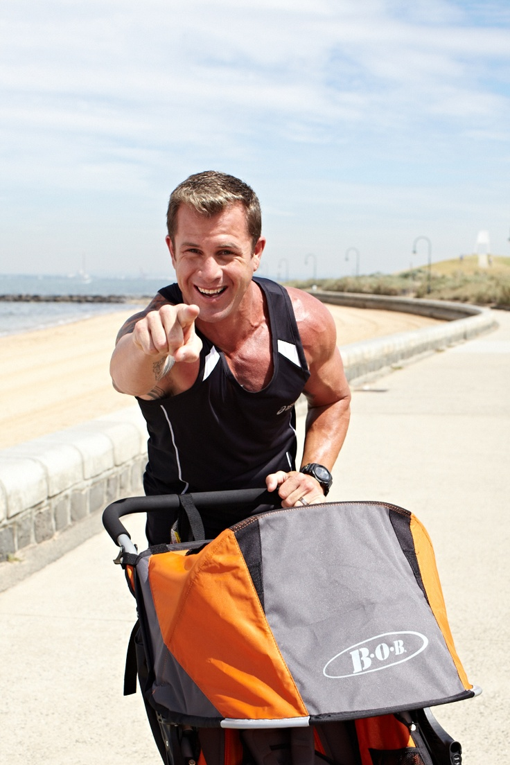 Shannan wants you to join him in his BOB fitness challenge http://www.britax.com.au/bob-gear