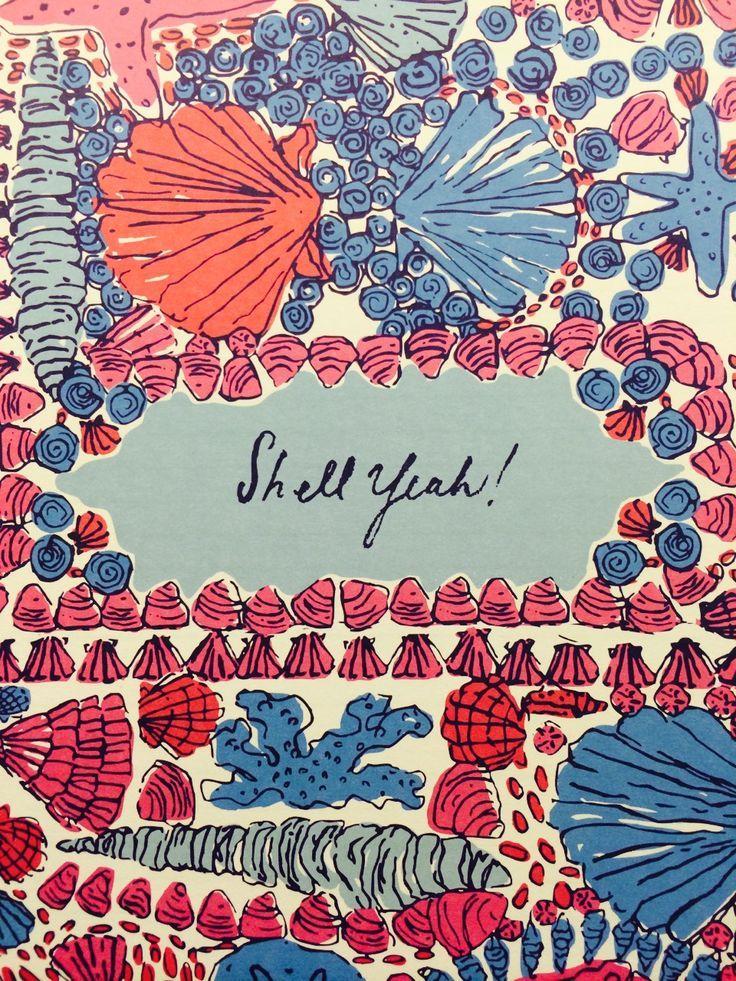 Shell yeah ★ iPhone wallpaper