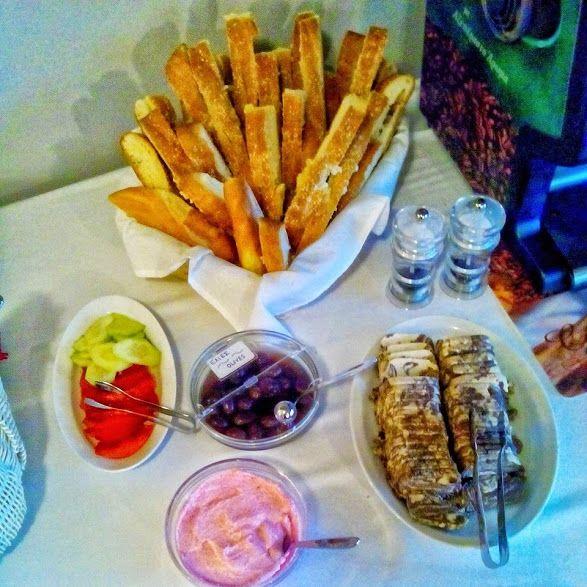 Lent - Breakfast - Akti Hotel - Ioannina - Epirus - Greece