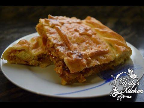 Empanada de Atún -Empanada Gallega-   Cocina