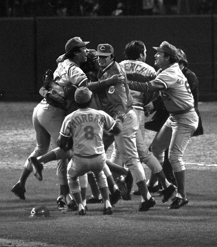 1975 Cincinnati Reds - World Series celebration