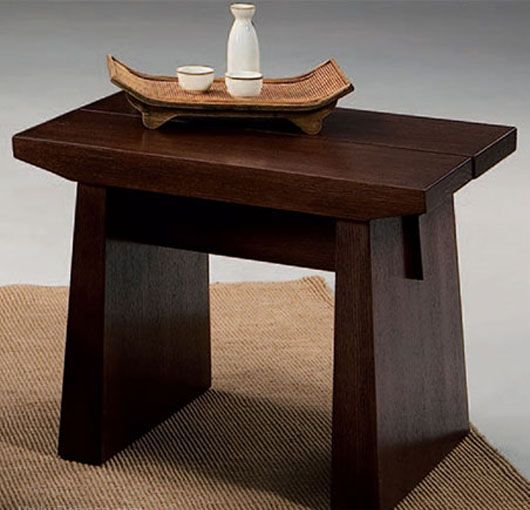 Japanese style dining table plans