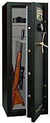 Mesa Safe Company MBF5922E 7.9 Cubic Foot 14 Rifle Gun Safe with Digital Lock Review