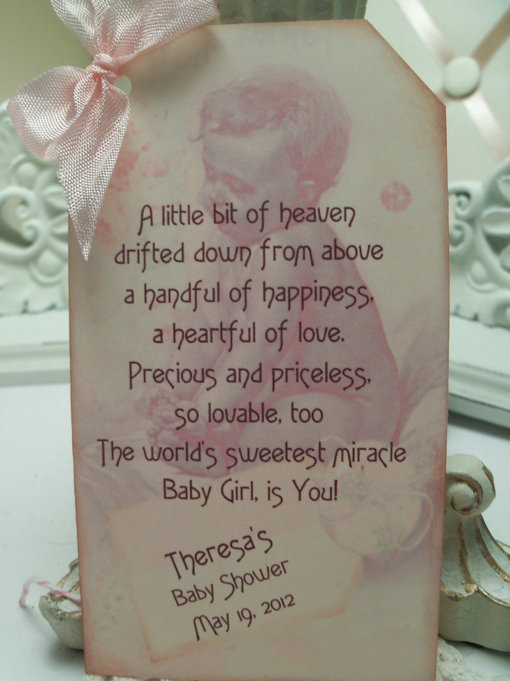 Vintage baby shower pink baby showers rose baby shabby chic baby