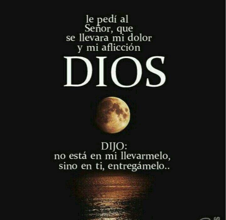 Le pedi a Dios...