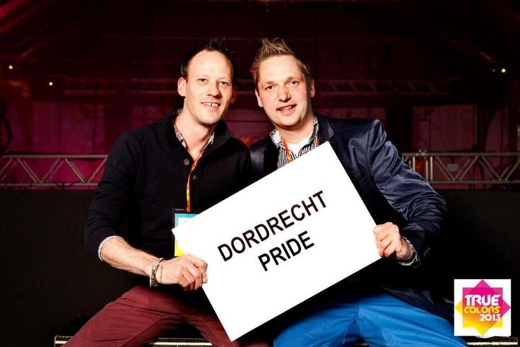 Edwin & Lennart Dordrecht Pride