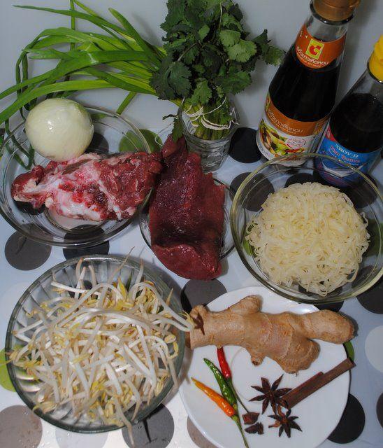 Вьетнамский суп Фо (Pho Bo). Пошаговый фото рецепт.