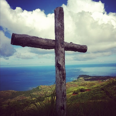 Top of Mount Lam Lam, Guam