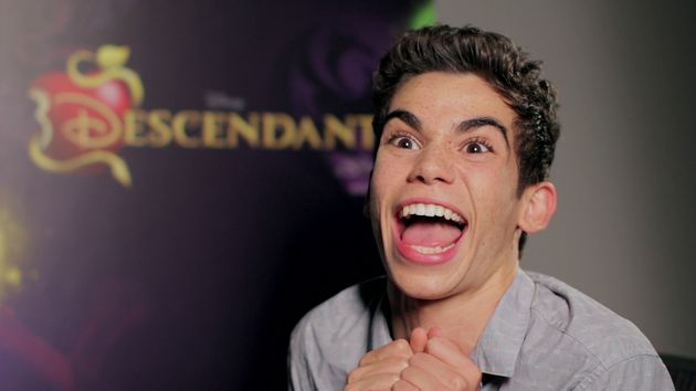 Most Evil Laughs from the Cast of Descendants - Oh My Disney