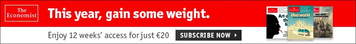 The Economist - This year, gain some weight. Never feel starved of the developments that matter. January 2017