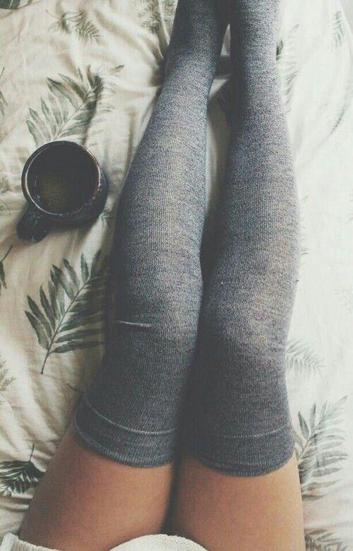 Chaussettes hautes