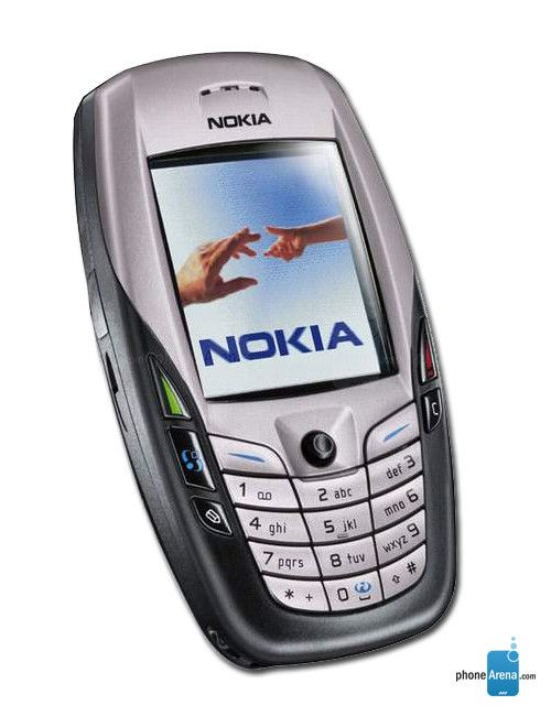 Nokia 6600 - 2003