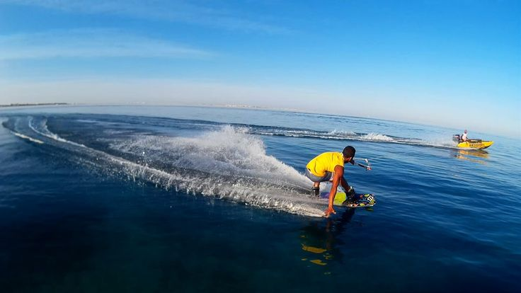 Crazy Wakeboard in Egypt with Abu Soma Riders!