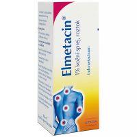 Elmetacin se používá k zevní podpůrné léčbě bolesti.