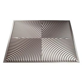 Fasade Fasade Modern Ceiling Tile Panel (Common: 24-in x 24-in; Actual 23-in x 23-in)