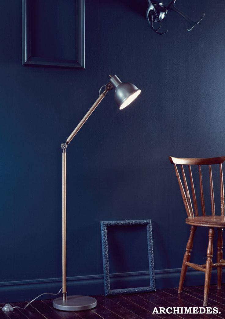 #Lamp Archimedes - #LampGustaf: http://sklep.elektromag.pl/LampGustaf-Lampa-podlogowa-Archimedes-104932(66,40568,86958).aspx