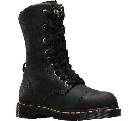 Dr Martens Leah Steel Cap Boots
