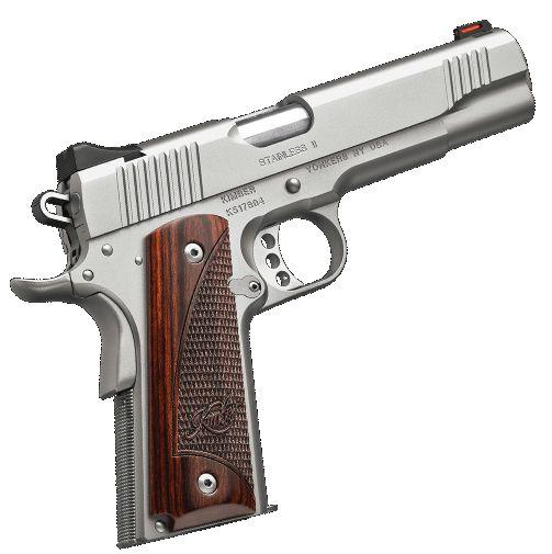 Kimber America | Stainless II | 1911 | Handguns
