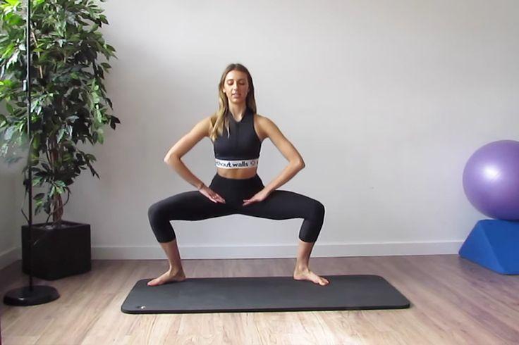 De workout voor slankere bovenbenen!
