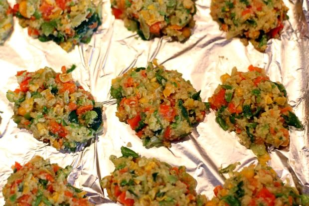 Veggie Nuggets! Must try for the kids. Great website for kids food..