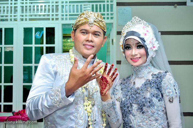 Wisnu Photographer: Foto Sesi Akad Nikah Wedding Tyas & Joko || Photog...