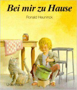 bei mir zu hause ronald heuninck 9783878385202 books. Black Bedroom Furniture Sets. Home Design Ideas