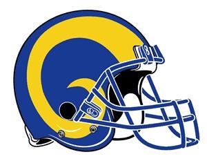 L.A. Rams football