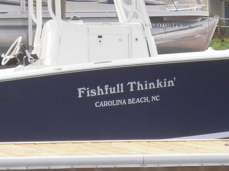 Fishfull Thinkin'