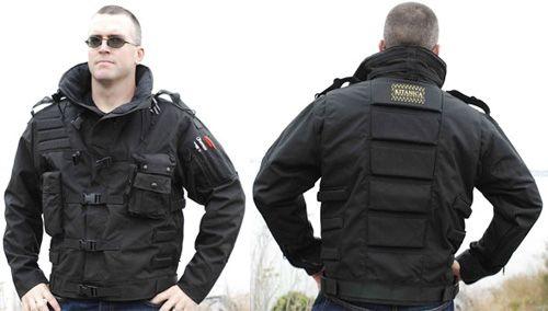 Kitanica Mark IV Jacket