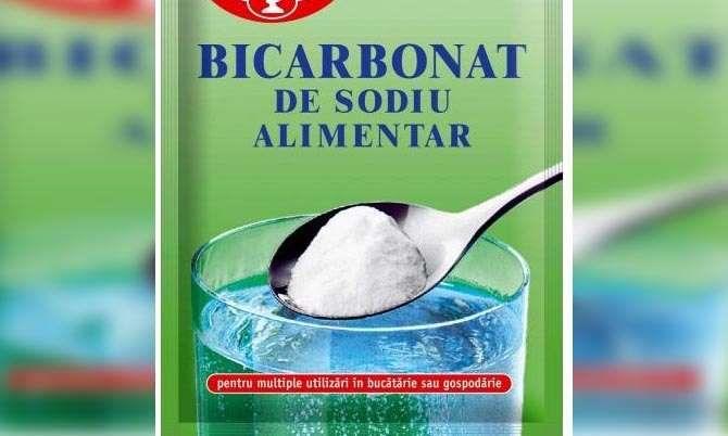 Ce se întâmplă dacă pui bicarbonat de sodiu în șampon? La ce mai poate fi util?