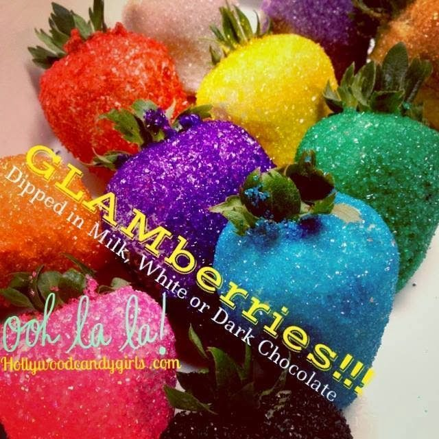 "Hollywood Candy Girls Crazy Candy World Blog! tagged ""strawberries"" 