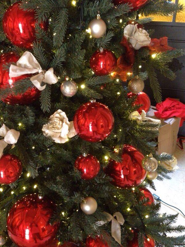Oltre 1000 idee su mensole del camino natalizie su - Decorazioni camini natale ...