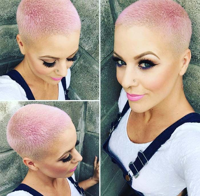 Short Hairstyles for Women: Bazzcut