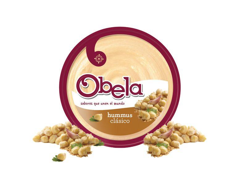 Obela Hummus Spread