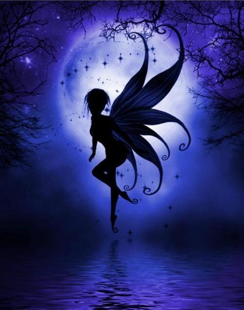 Pixie or faerie?