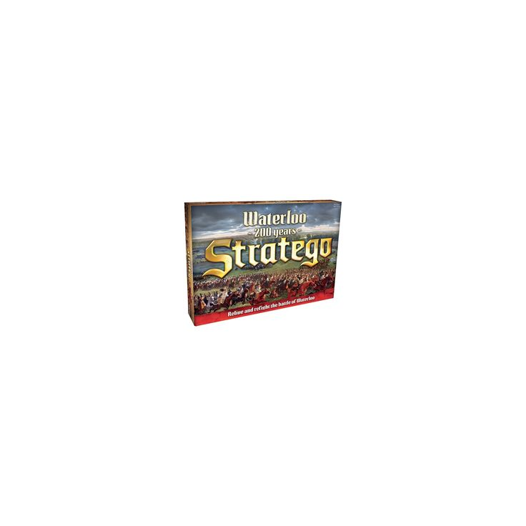 Stratego Waterloo Game, Board Games