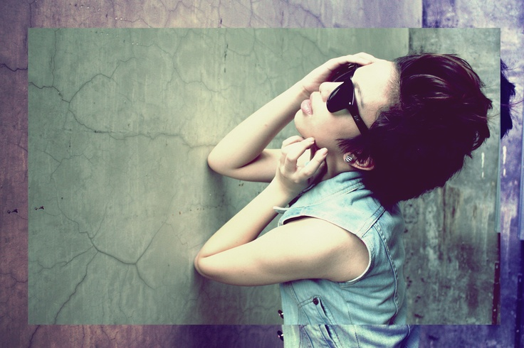 Photographer: PJ Almera  Model: Steffi Ziebert  MUA: Steffi Ziebert  Hair & Styling: PJ Almera
