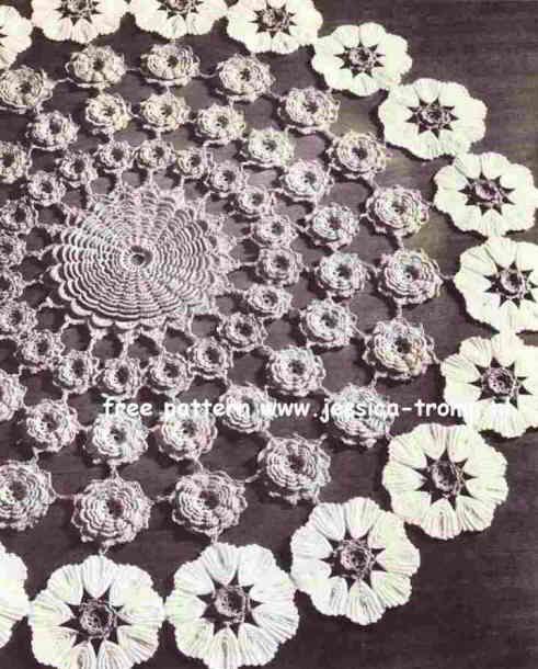 Free Crochet Hummingbird Doily Pattern : 17+ migliori immagini su serwetki su Pinterest Tovaglie ...