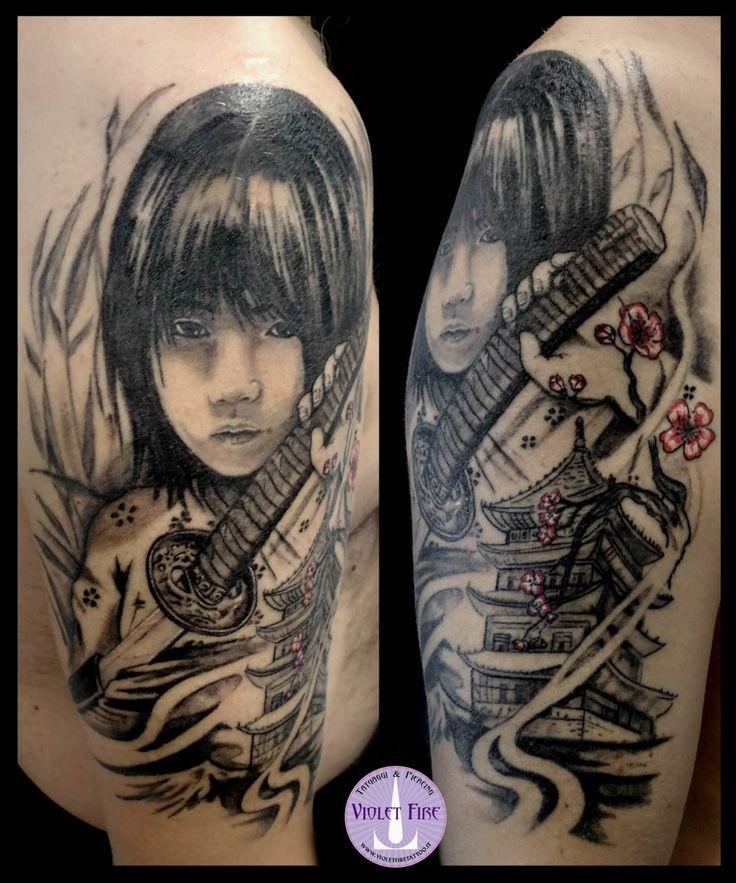 tatuaggio bambina samurai, tatuaggio masahito oku, tatuaggio japan, hapan tattoo, masahito oku tattoo, masahito oku katana - Violet Fire Tattoo - tatuaggi maranello, tatuaggi modena, tatuaggi sassuolo, tatuaggi fiorano - Adam Raia - tatuaggio nichel free, tatuaggio senza nichel, tatuaggio vegano, nickel free tattoo, vegan tattoo, italian tattoo, tatto italy, tattoo maranello, tattoo modena - microtatuaggi - tatuaggio miniatura - tatuaggio giapponese - tatuaggio personaggi