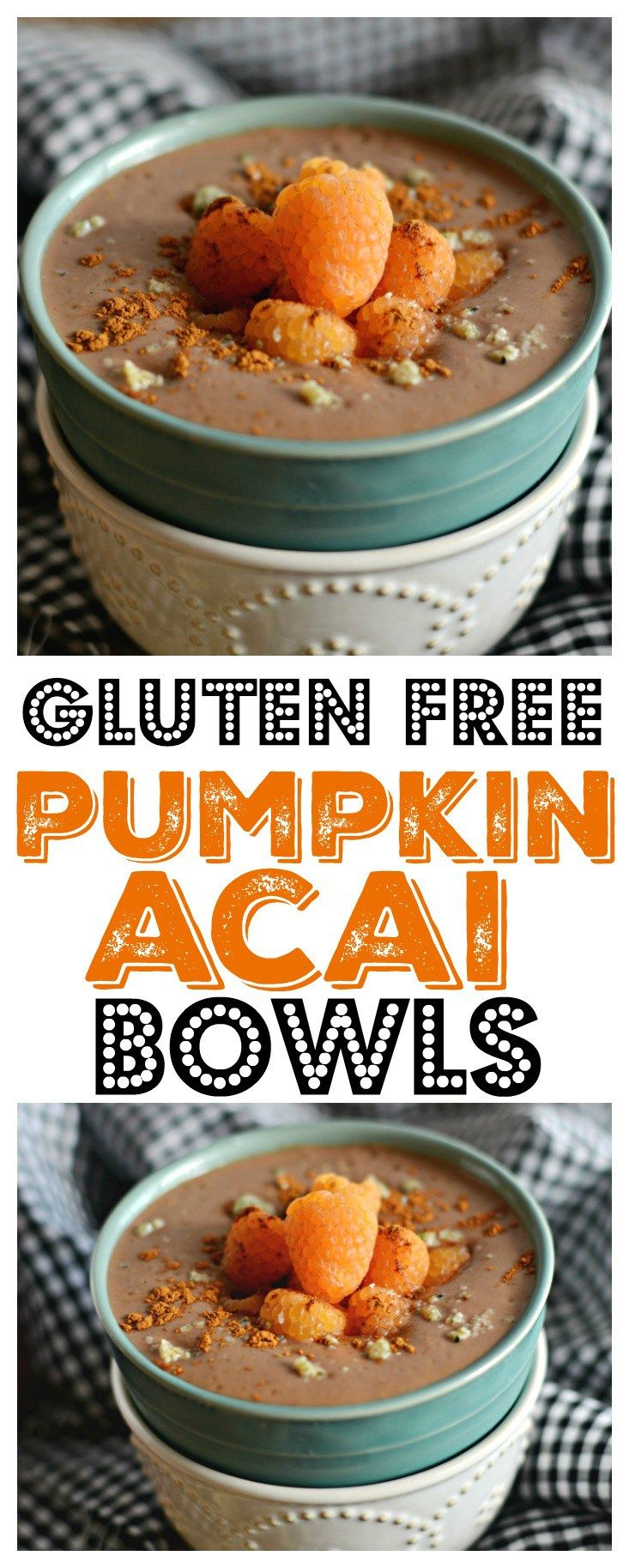 Not ready to give up summer yet? Get a taste of fall inaPumpkin Acai Bowl! A cool breakfast orsnackwith fall flavor. Gluten Free + Low Calorie