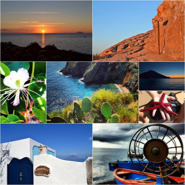 Sicilia: tutti i colori delle isole Eolie #eolietour13