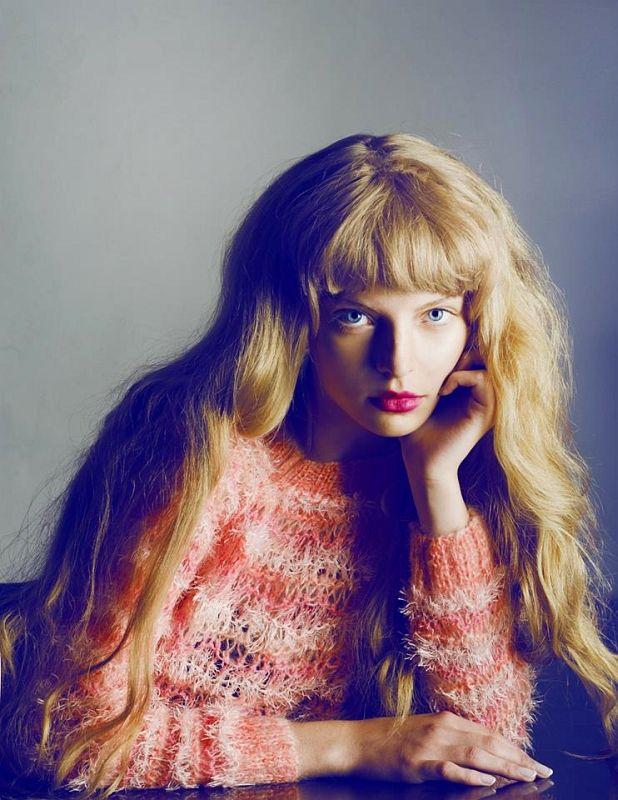 fot. Maciej Nowak modelka. Adri/Gaga makijaż – Małgorzata Ejmocka