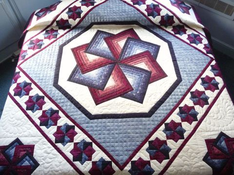 17 Best Ideas About Star Quilts On Pinterest Traditional
