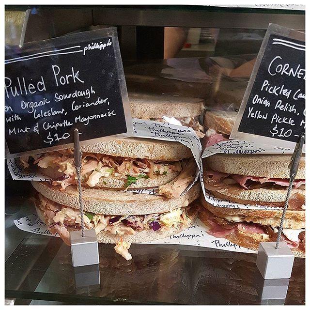 Phillippa's bakery - Melbourne
