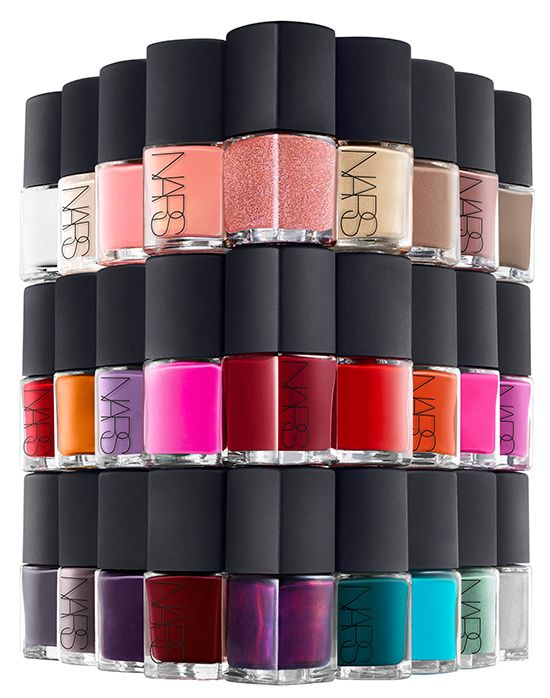 NARS Nail Polish for July 2014