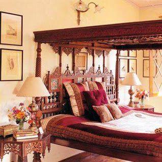 Marzy się Wam łóżko z baldachimem? Możecie je kupić w Indian Meble! :) http://www.indianmeble.pl/lozka