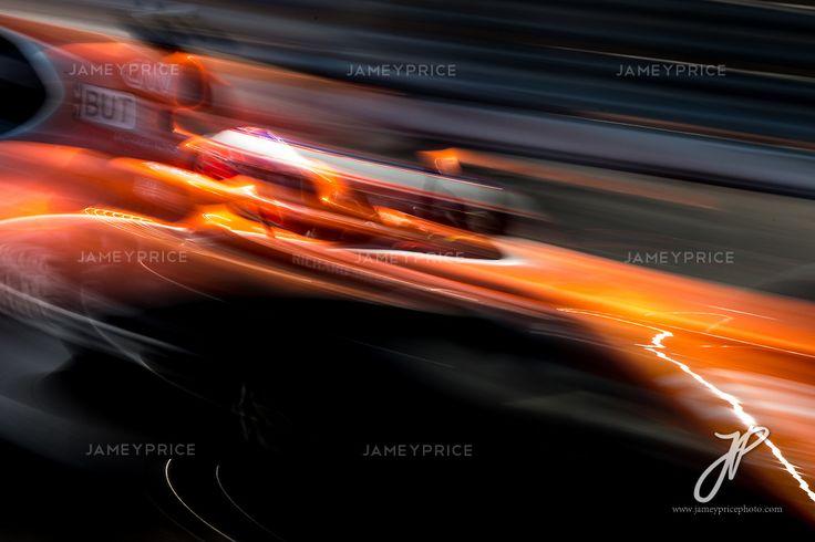 May 24-27, 2017: Monaco Grand Prix. Jenson Button (GBR) McLaren Honda,  MCL32