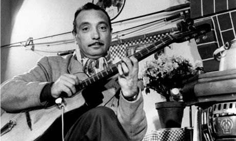 Η ιδιοφυής τζαζ του Django Reinhardt